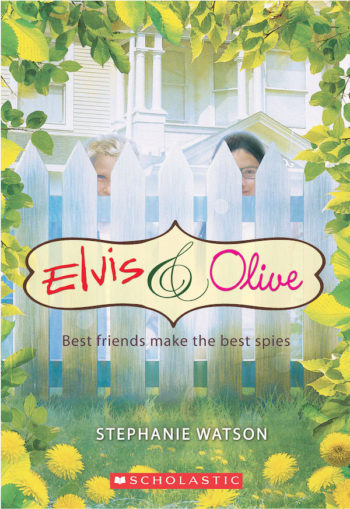 Elvis and Olive Stephanie Watson